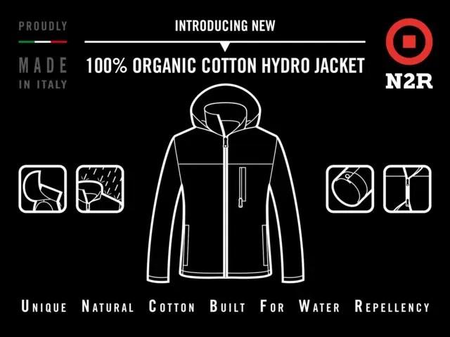 Il giubbotto Hydro Jacket su Kickstarter