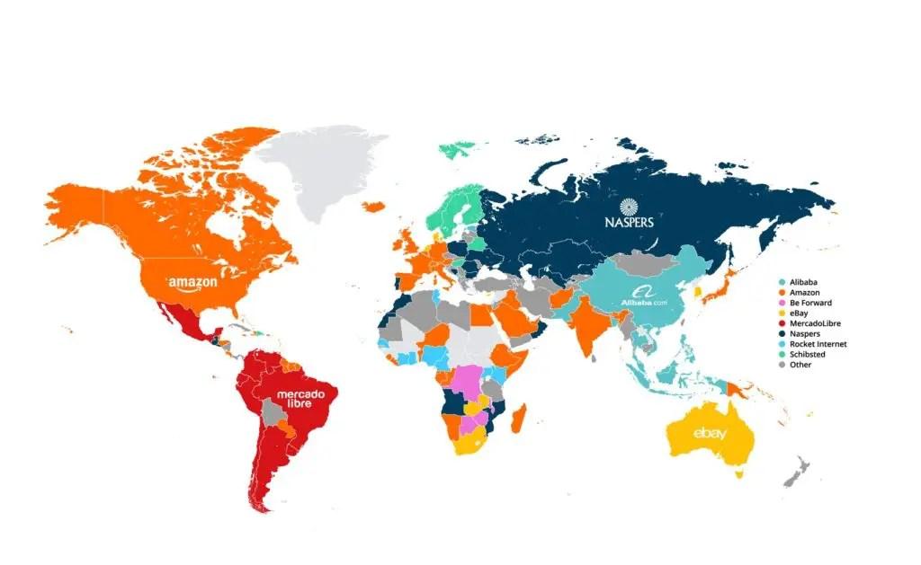 I marketplace più famosi al mondo