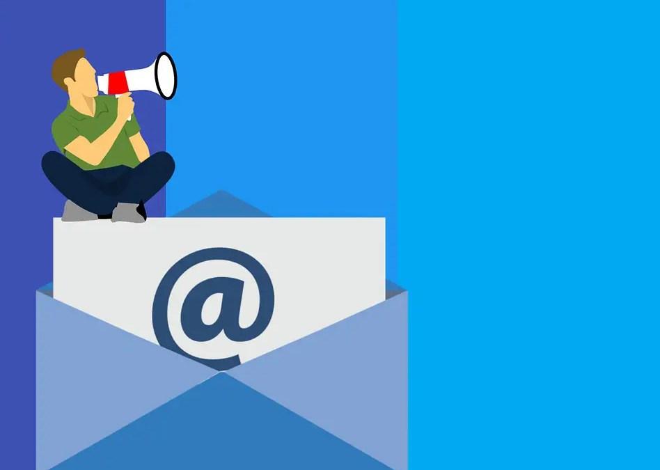 email marketing per incentivare il traffico in negozio