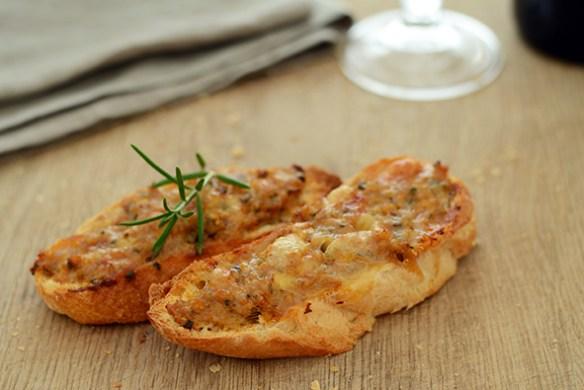 Crostini Salsiccia