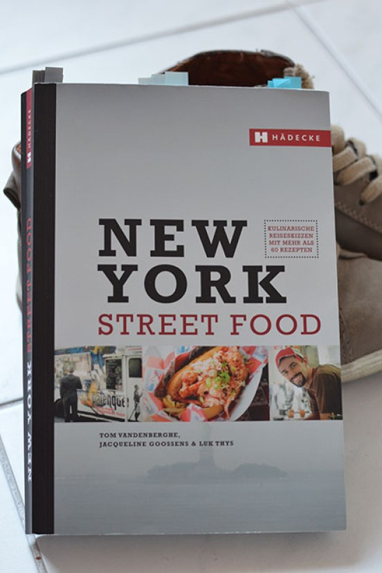 New York Street Food Cover