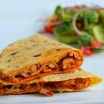 Quesadillas mit Huhn