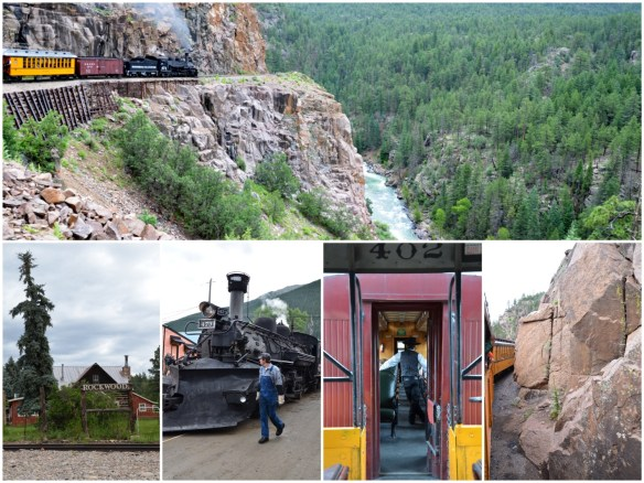 Durango Silverton Gauge Narrow Railroad