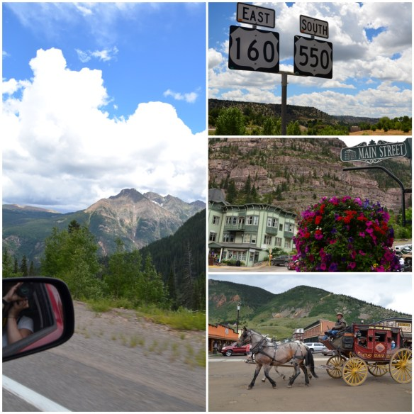Ouray and Silverton, Colorado