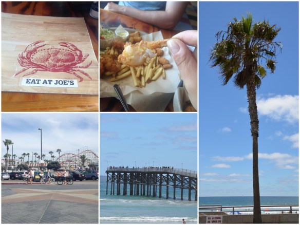 Joe's Crab Shack in Pacific Beach