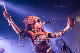 Reportage Photos sur le Festival Art Rock 2014