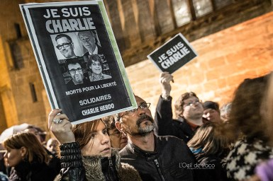 Photo #52 – Je suis Charlie