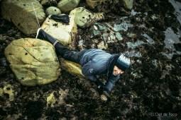 Photographe - Reportage - Les septentionaux - La pêche aux ormeaux