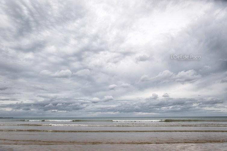 Photo #133 – Droit dans les vagues