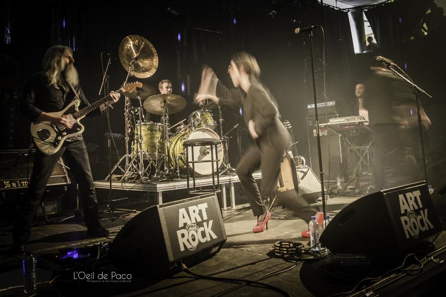 L'Oeil de Paco - Festival Art Rock 2015 (55)