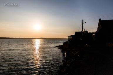 Photo #206 - Maison avec vue sur Baie et soleil couchant