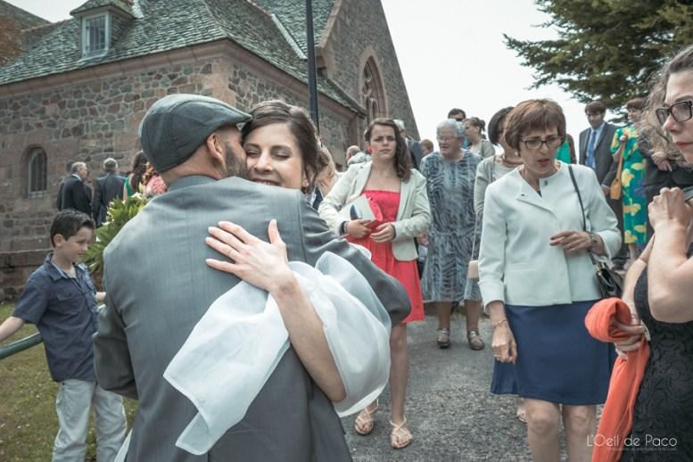 L'Oeil de Paco - Mariage de Anne-Charlotte & René-Louis - Eglise (81)