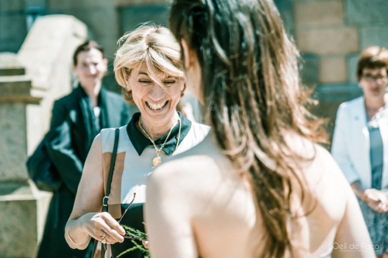 L'Oeil de Paco - Photographies de Jean-François Le Bescond - Mariage - Mère de la mariée