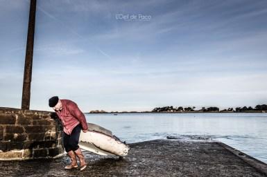 Photo #330 – Il avait pêché deux/trois homards pour les fêtes