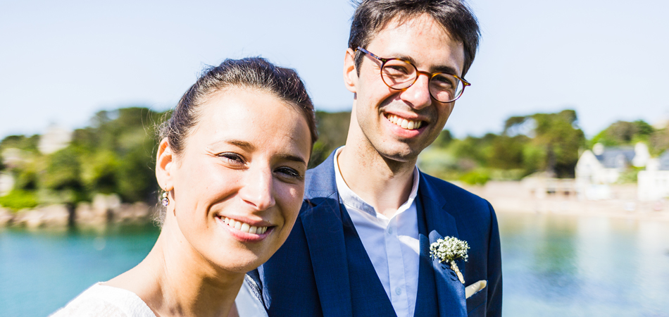 Photos de couple - Mariage Perros-Guirec - Saint Guirec