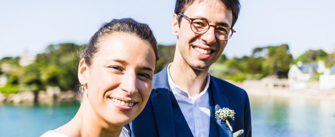 Photos de couple - Mariage Perros-Guirec - Saint Guirec