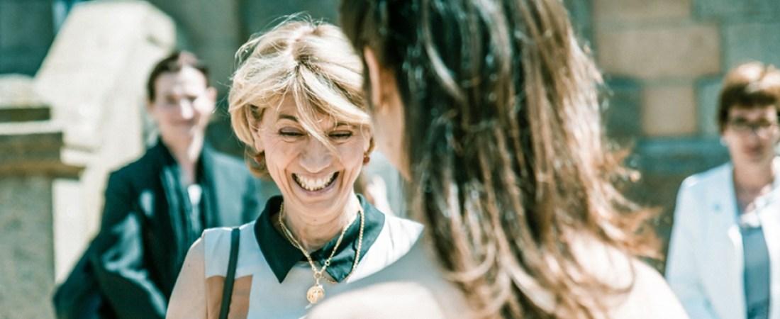 Photos de maman - Mariage Perros-Guirec