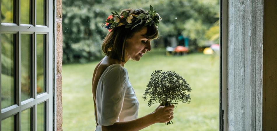 Photos des préparatifs - mariée - Mariage Port Blanc