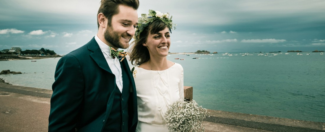 Photos de couple - Mariage Port Blanc