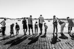 Un Oeil sur vous et votre famille - Famille Chevalier - port-Blanc