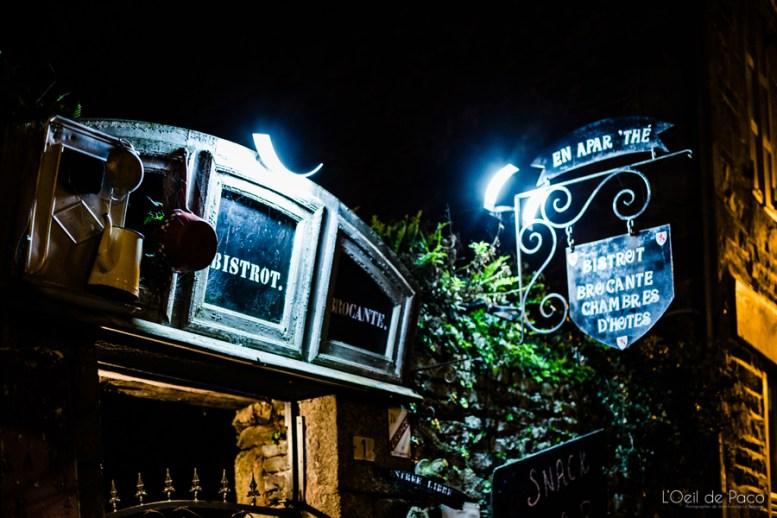 L'Oeil de Paco - Sur la Route - France Culture - La Roche Derrien (1)