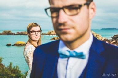 L'Oeil de Paco - Alexandre et Charline - After wedding - Ploumanac'h (18)