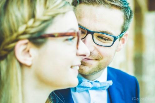 L'Oeil de Paco - Alexandre et Charline - After wedding - Ploumanac'h (2)