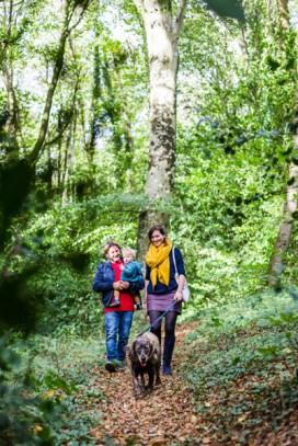 Une famille au Bois Riou - Trevou-Treguignec (11)