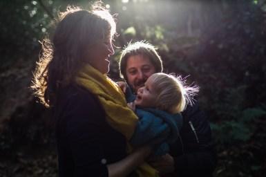 Une famille au Bois Riou - Trevou-Treguignec (17)