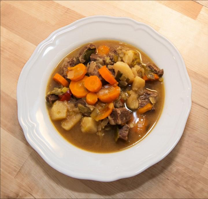 Kjøttsuppe, høsten og vinterens gjenganger.