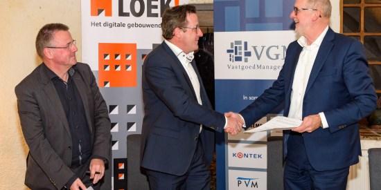 VGME verwelkomt nieuwe hoofdsponsor LOEK!