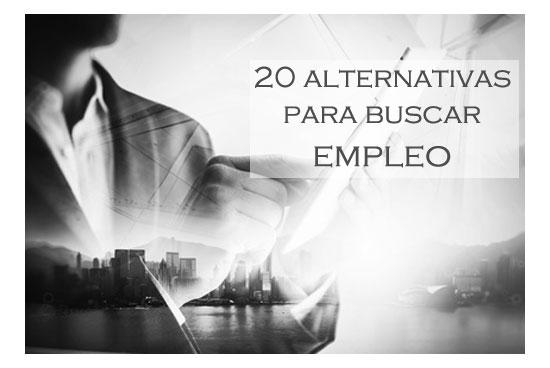20 alternativas para buscar empleo en 2016