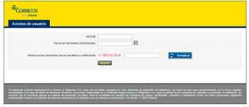 Consultar lista de admitidos y excluidos en las oposiciones de Correos