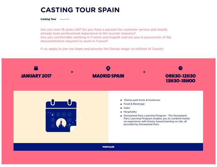 casting-tour-spain-disneyland-paris-2017