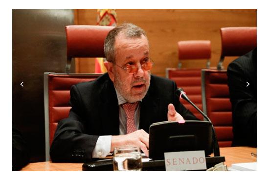 Francisco Fernández Marugán Defensor del Pueblo
