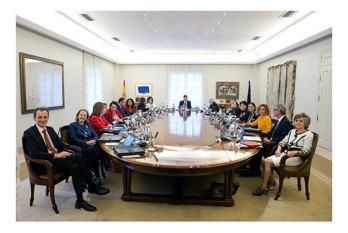 Consejo de Ministros del 28 de diciembre de 2018