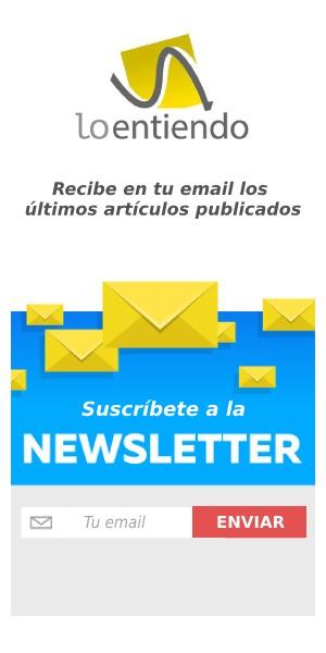 Suscríbete a la newsletter de loentiendo