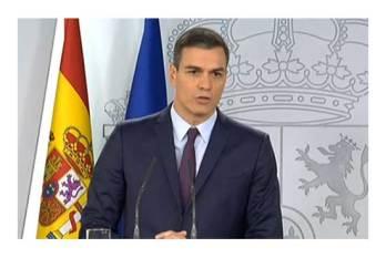 Pedro Sánchez anuncia elecciones generales 28 de abril