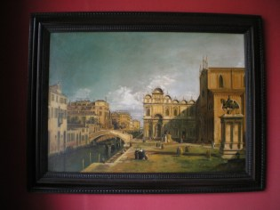 CANALETTO 55X38 CMS