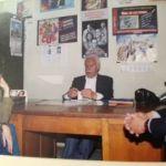 Wer in Bolivien putscht, Falter, 20.11.2019 (Foto Gewerkschaftsführer Juan Lechin 1993)