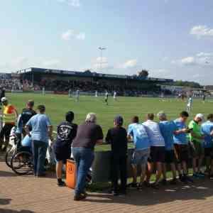 SV Seligenporten gg. TSV 1860