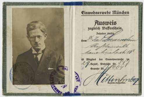 Loewenstein's student pass