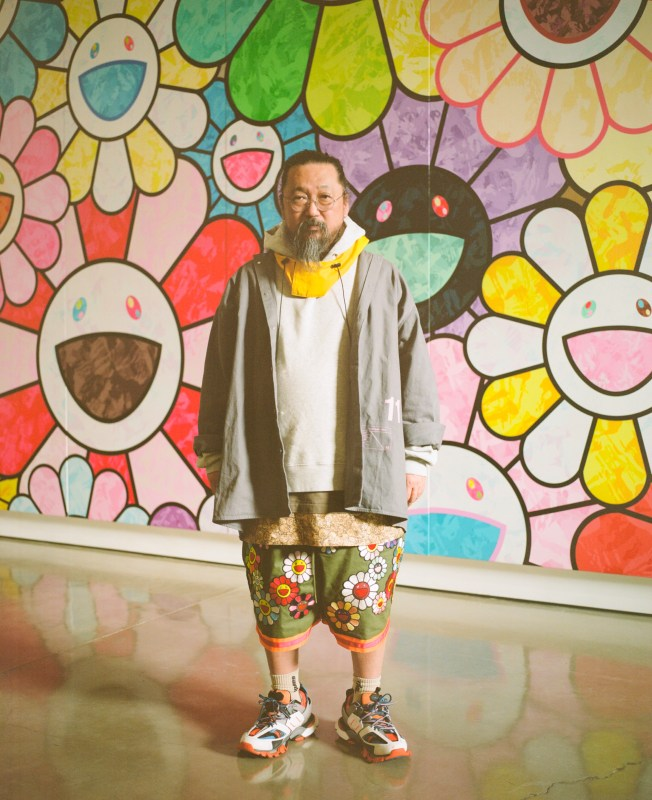 Find the latest shows, biography, and artworks for sale by takashi murakami. Takashi Murakami Is Challenging Art As We Know It L Officiel