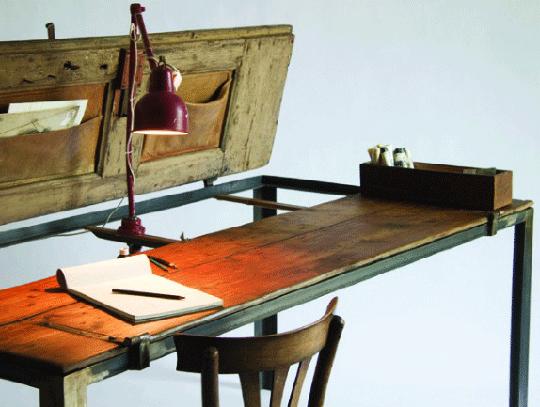 riparazione mobili in legno VedoVintage Tavolo