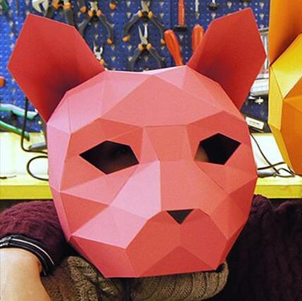"coupon ""carta"" pepakura masks banner edited"