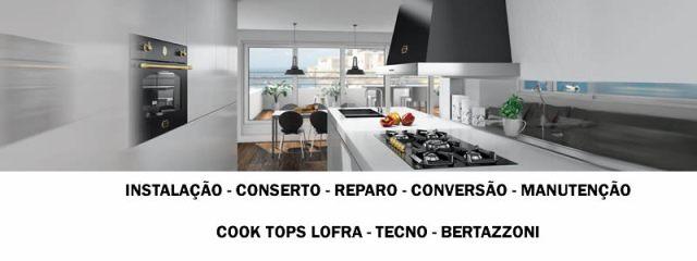 Cook Tops Lofra, Tecno e Bertazzoni