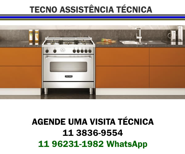 Assistência Fogão Tecno