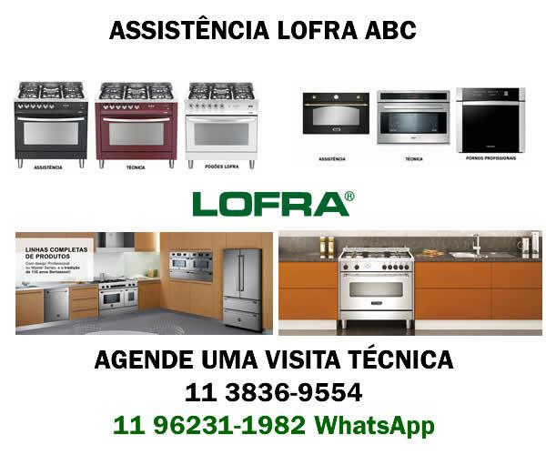 Assistência Fogão Lofra ABC Paulista