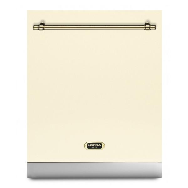 Lofra Dishwasher Ivory White
