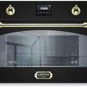 Lofra Microwave Oven Black Matt